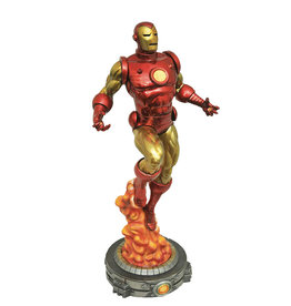 Marvel Diamond Select Toys ( Iron Man ) Marvel Gallery