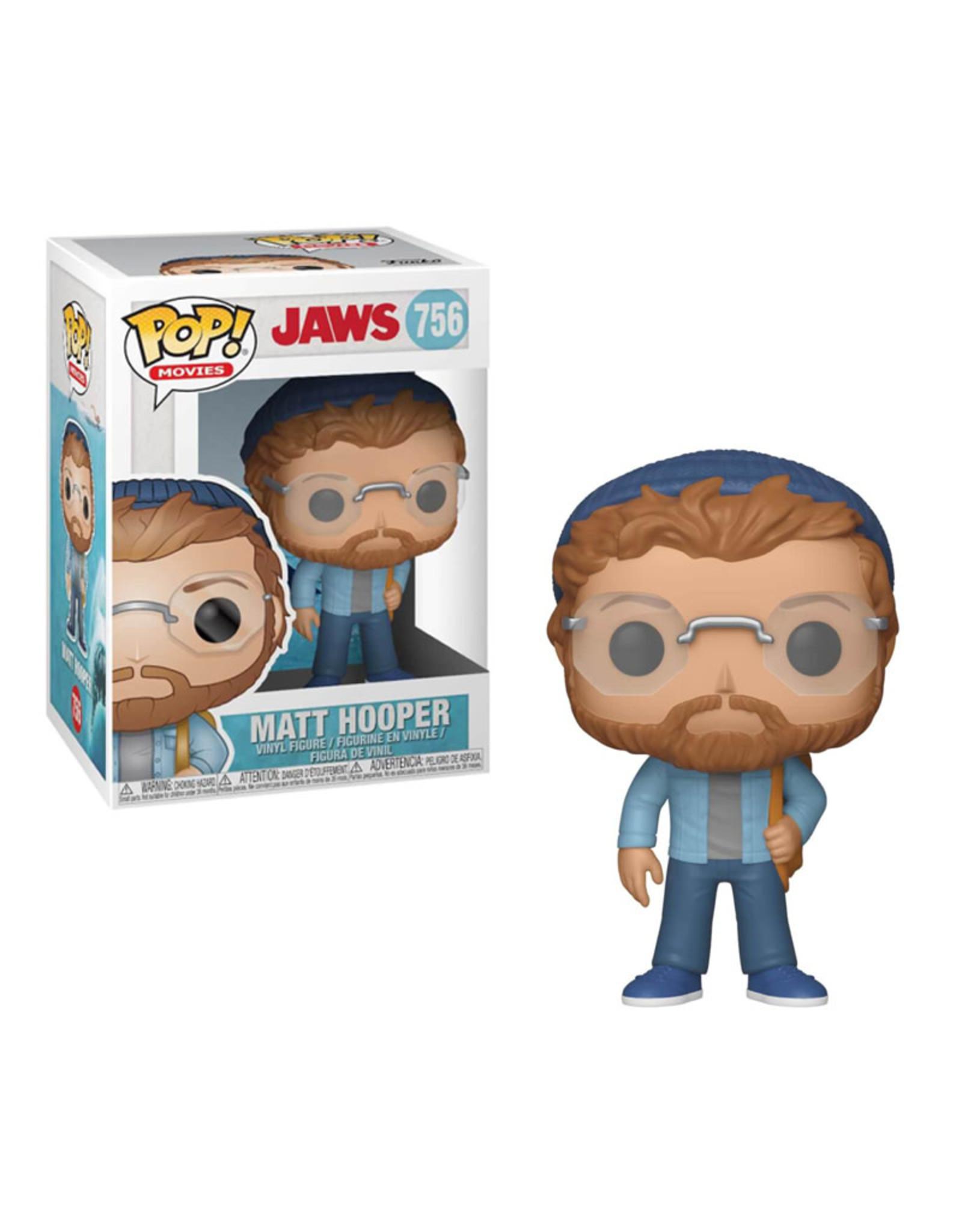 JAWS Matt Hooper 756 ( Funko Pop )
