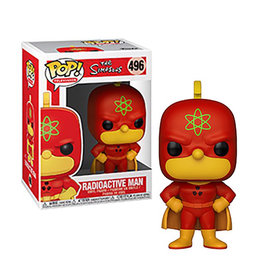 The Simpsons Radioactive Man 496 ( Funko Pop )