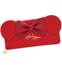 Disney Minnie Mouse ( Porte-feuille ) Loungefly