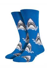 Sharks ( Socksmith Socks )