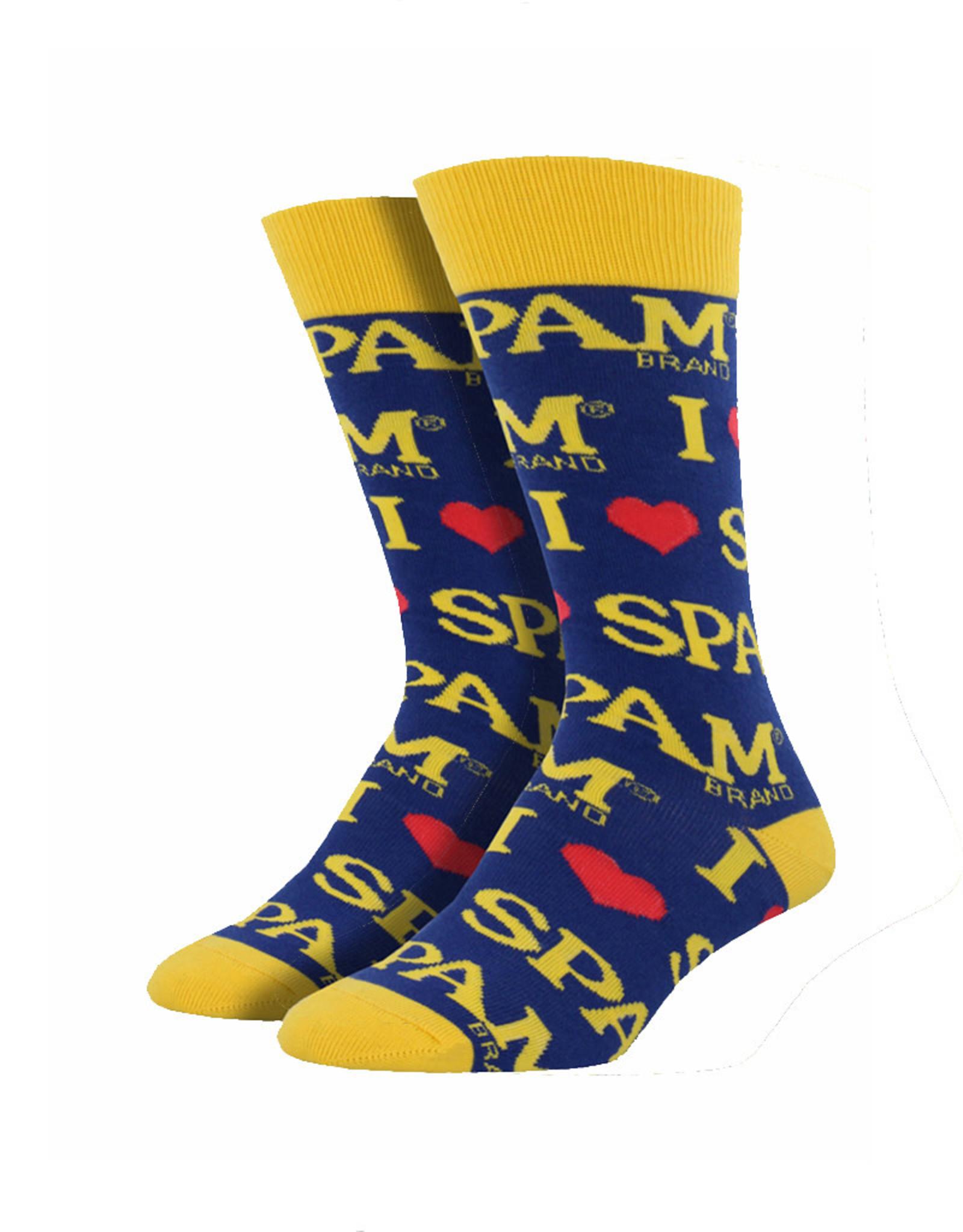 Spam ( Socksmith Sock)