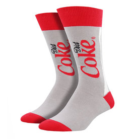 Coca-Cola Diet Coke ( Socksmith Sock )