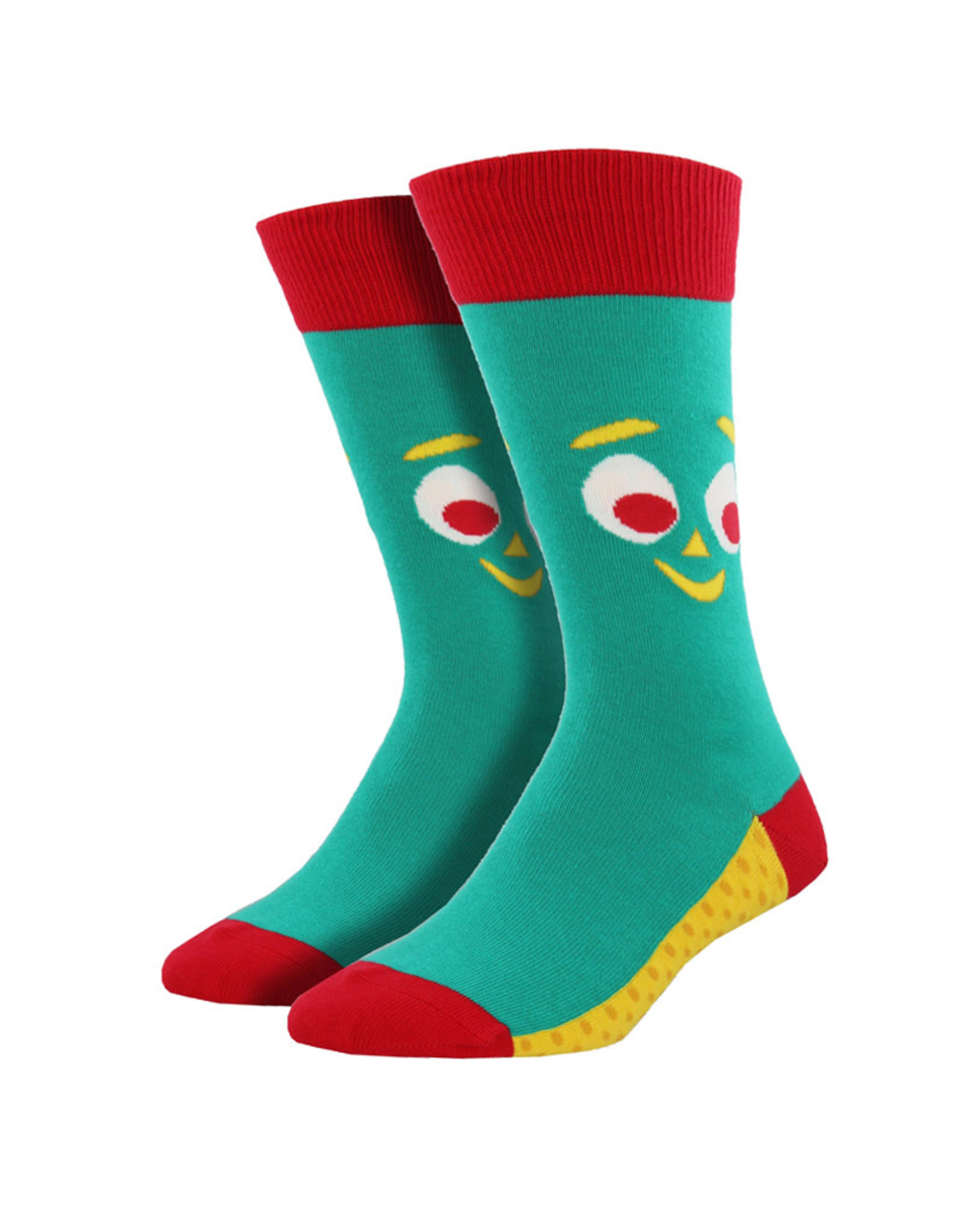 Gumby  ( Socksmith Sock ) Face