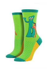 Gumby and Pocky ( Socksmith Sock )