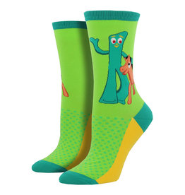 Gumby et Pocky ( Bas Socksmith )