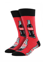 Coca-Cola ( Socksmith Sock ) Bottles