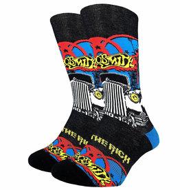 Aerosmith ( Good Luck Sock )