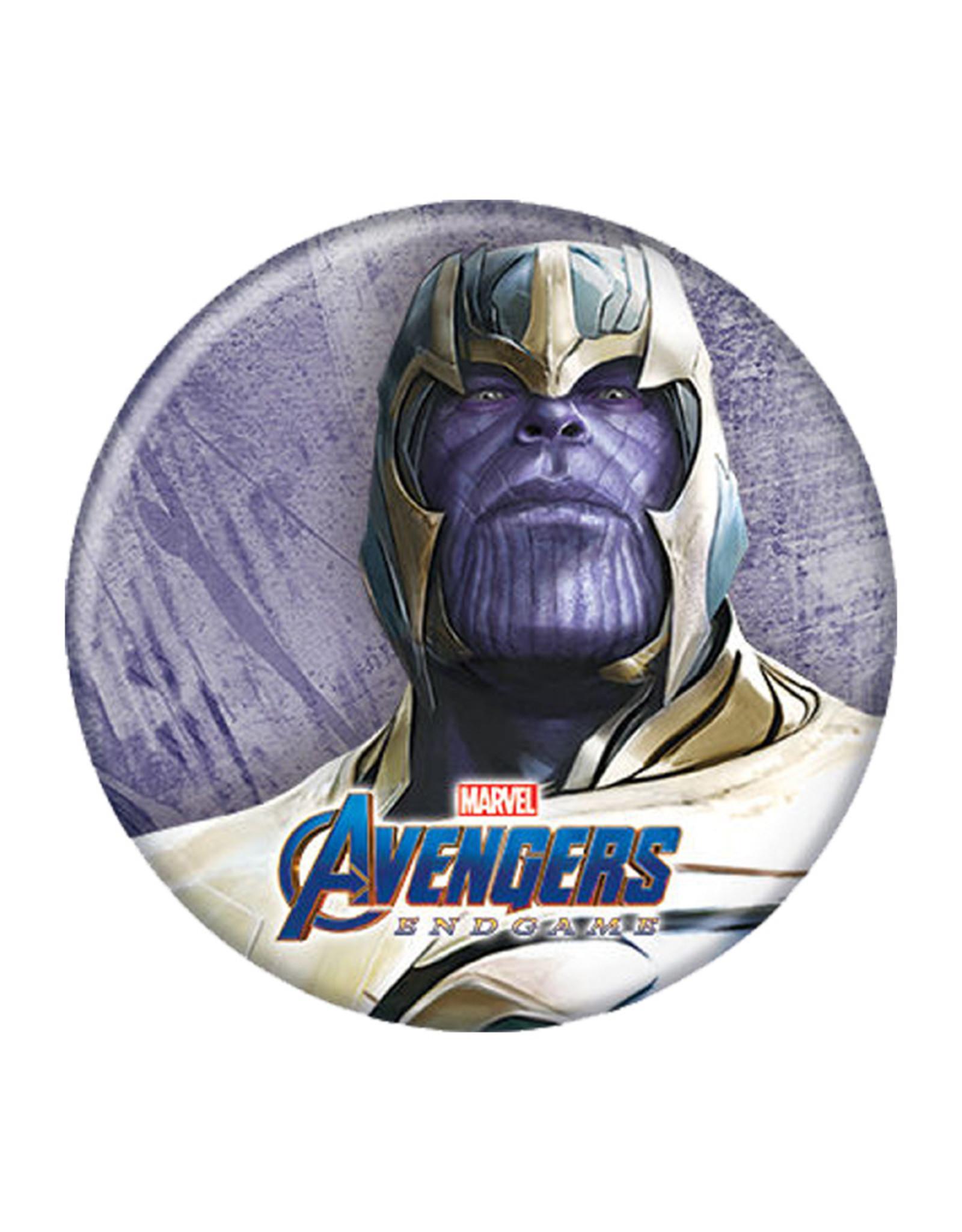 Marvel Marvel ( Button ) Endgame Thanos
