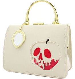 Disney Disney ( Loungefly Handbag ) Snow White Poison Apple