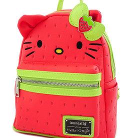 Hello Kitty ( Mini Sac à Dos Loungefly ) Fraise