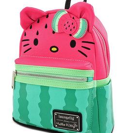 Hello Kitty ( Mini Sac à Dos Loungefly ) Melon d'eau