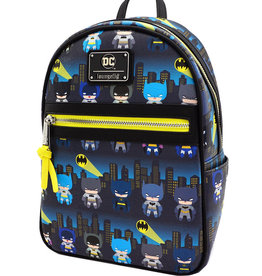 Dc comics DC Comics ( Loungefly Mini Backpack ) Batman 80th
