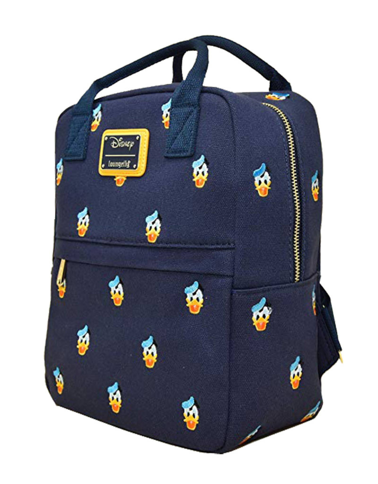 Disney Disney ( Loungefly Mini backpack ) Donald Duck