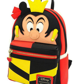 Disney Disney ( Loungefly Mini backpack ) The Queen of hearts