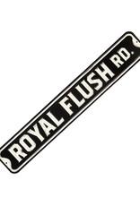 Affiche Métal Embossée ( Flush Royale )