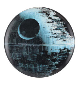 Star Wars Star Wars ( Affiche en métal emobossée  ) Bouton Étoile Noire