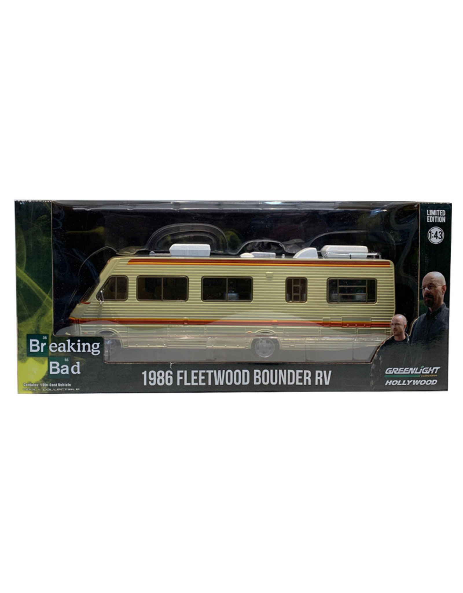 Breaking Bad ( Die Cast ) 1986 Fleetwood Bounder Rv