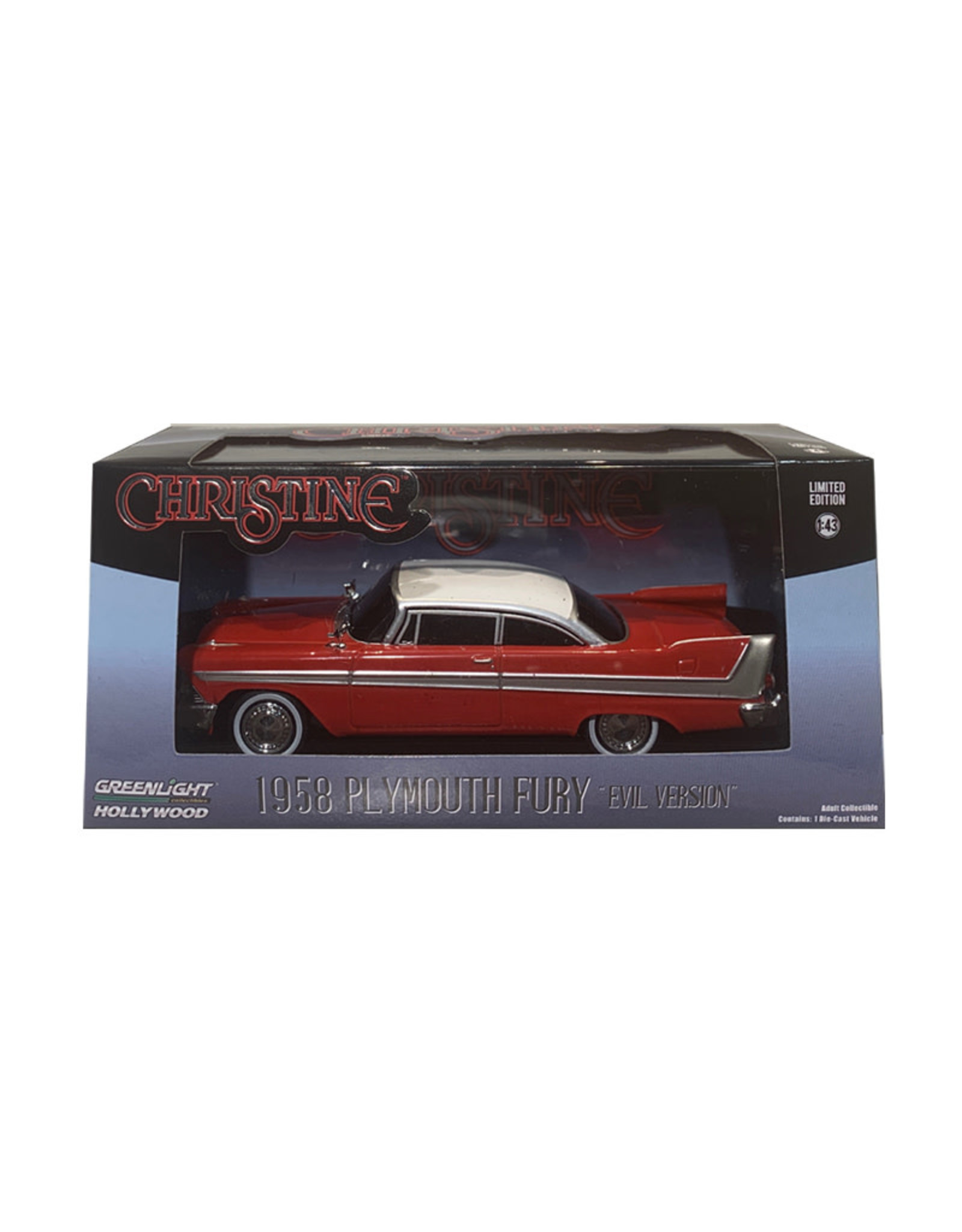 Christine ( Die Cast ) Red