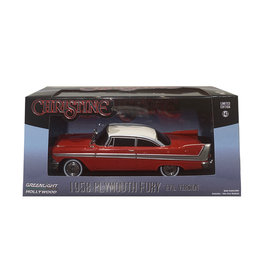 Christine ( Voiture Miniature ) Rouge