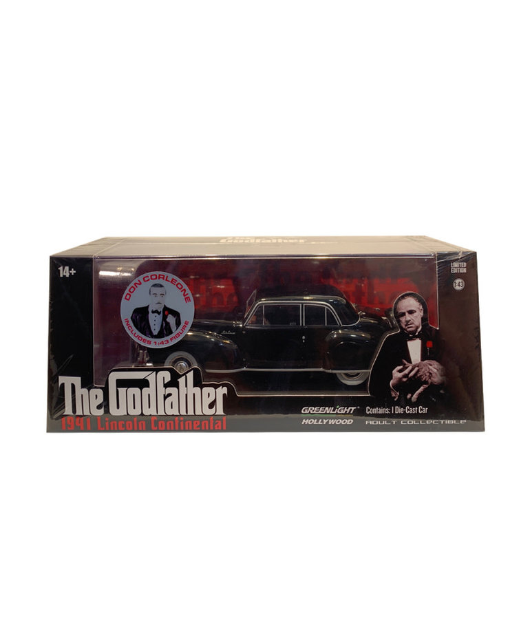 The Godfather ( Die Cast  ) 1941 Lincoln Contiental