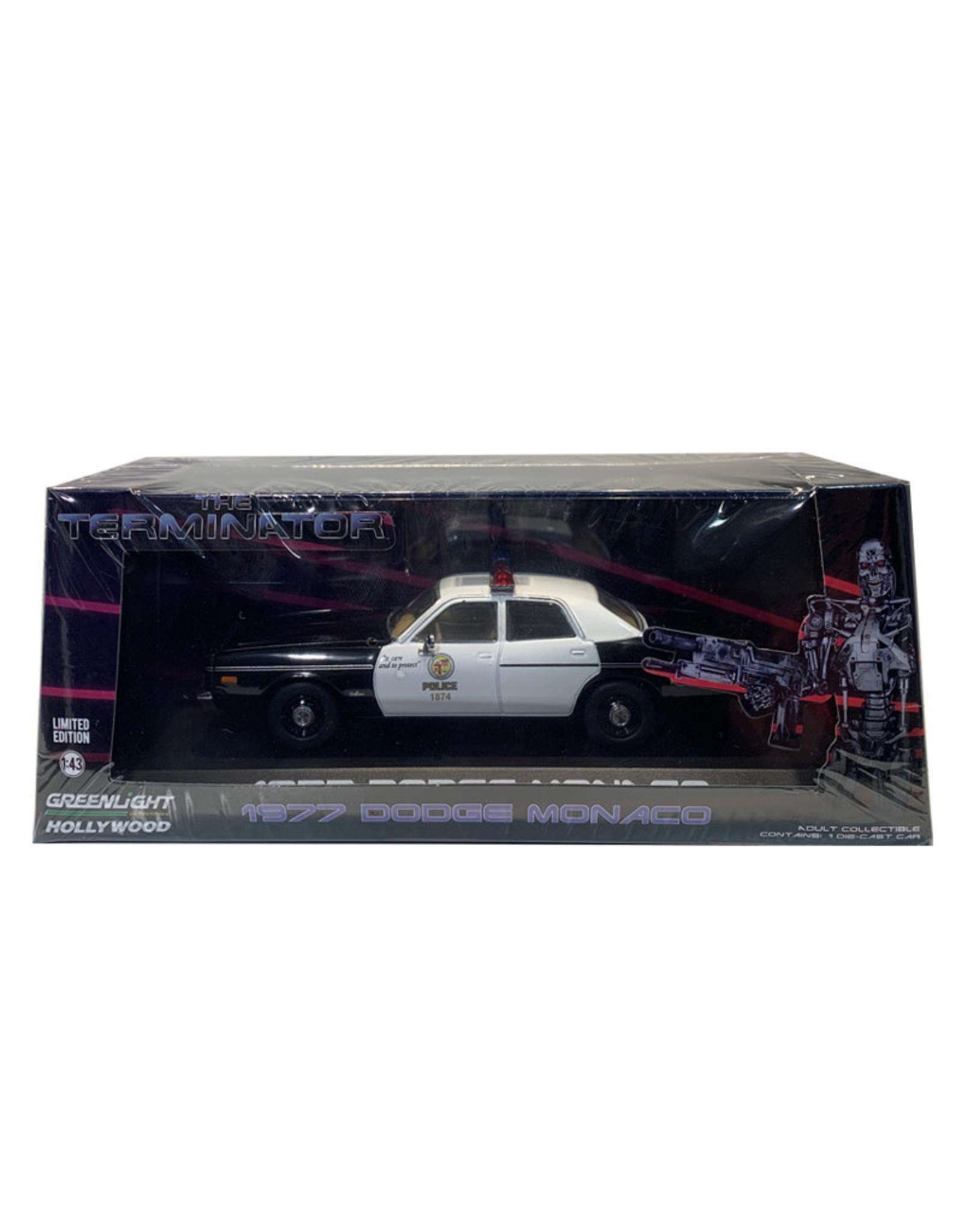 The Terminator ( Voiture Miniature ) 1977 Dodge Monaco