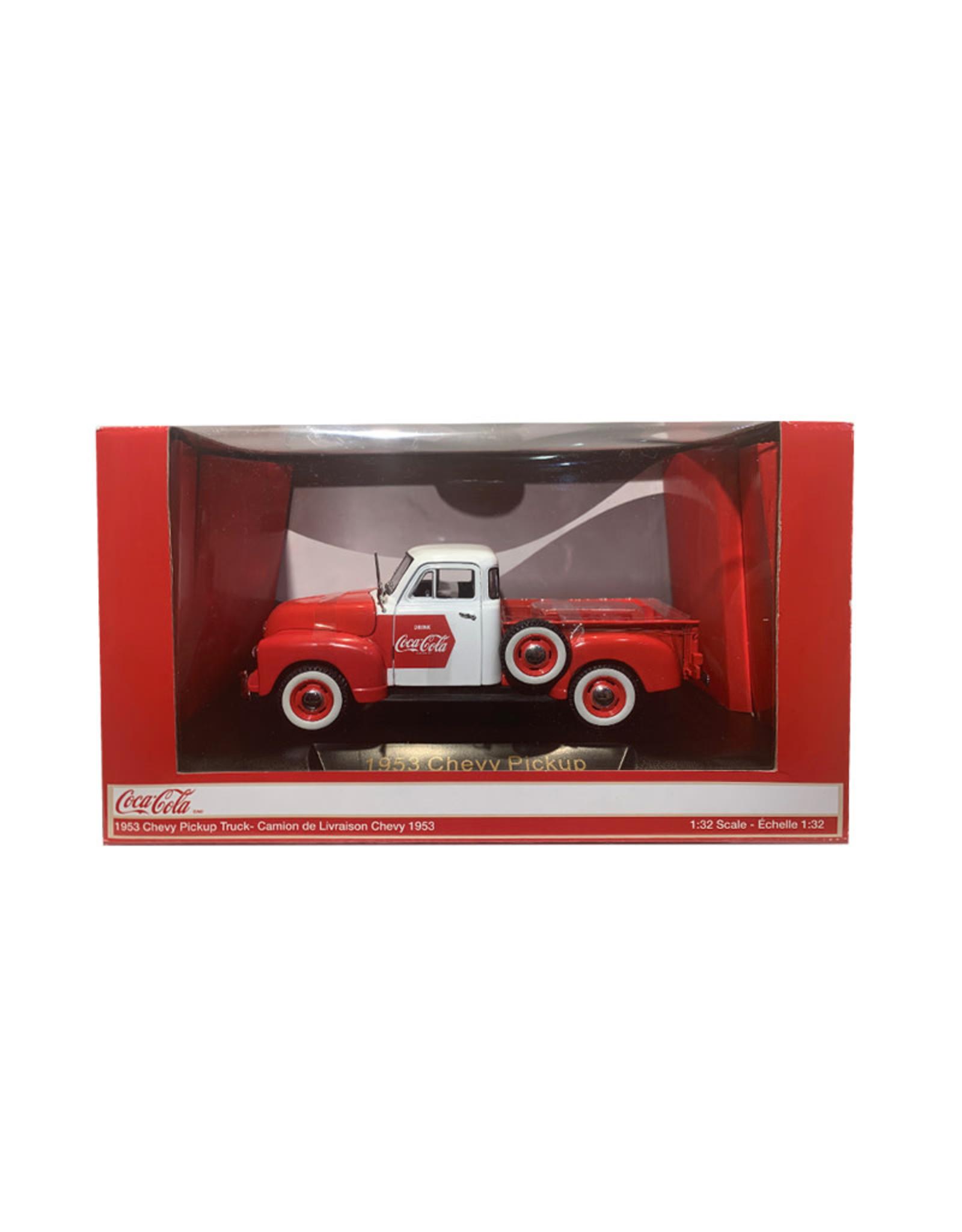 Coca-Cola Coca-Cola ( Die Cast ) 1953 Chevy Pickup