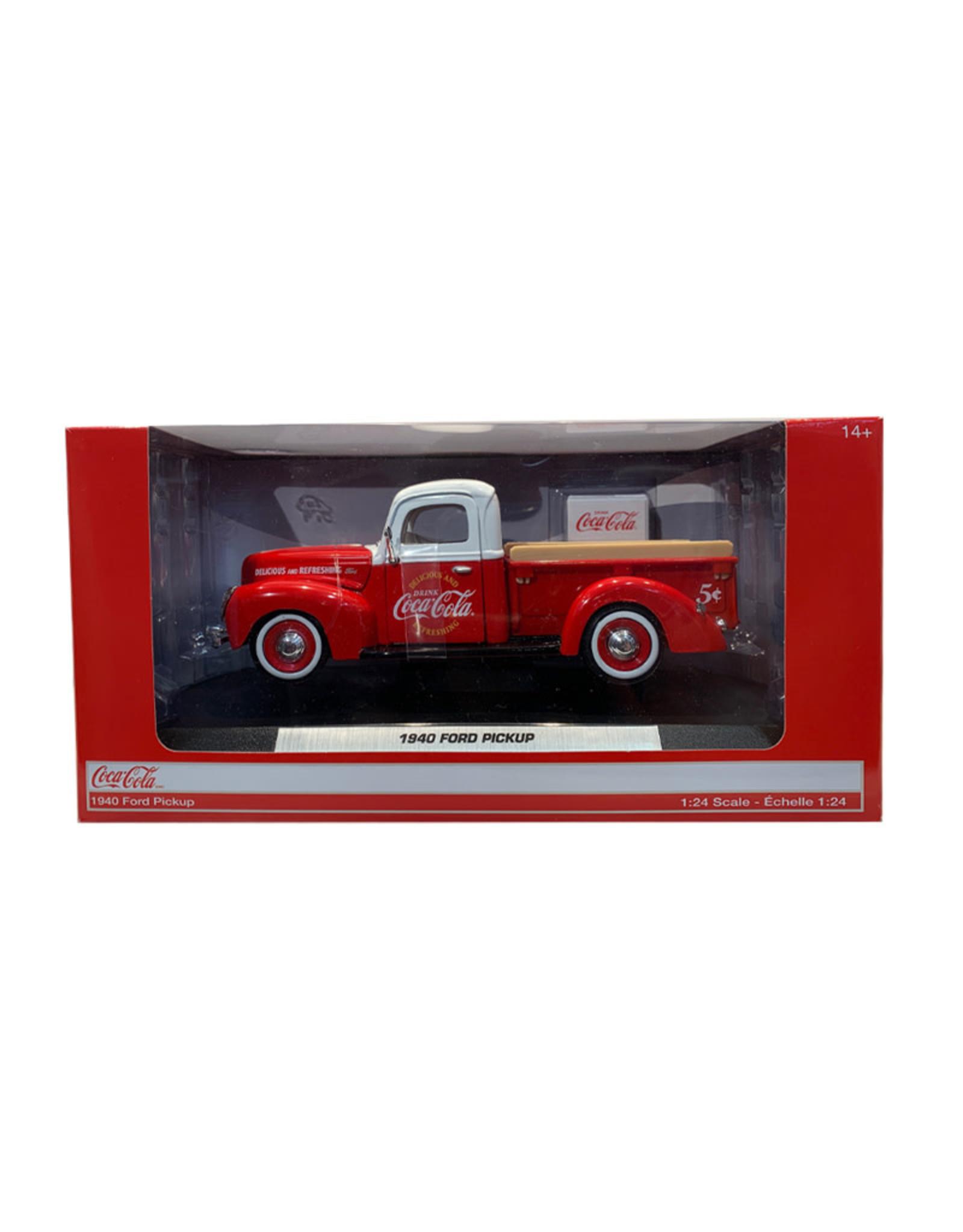Coca-Cola Coca-Cola ( Diecast ) 1940 Ford Pickup