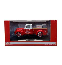 Coca-Cola Coca-Cola ( Voiture Miniature ) 1937 Ford Pickup