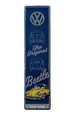 Volkswagen ( Affiche en métal embossée ) Beetle
