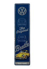 Volkswagen ( Embossed Metal Plate ) Beetle