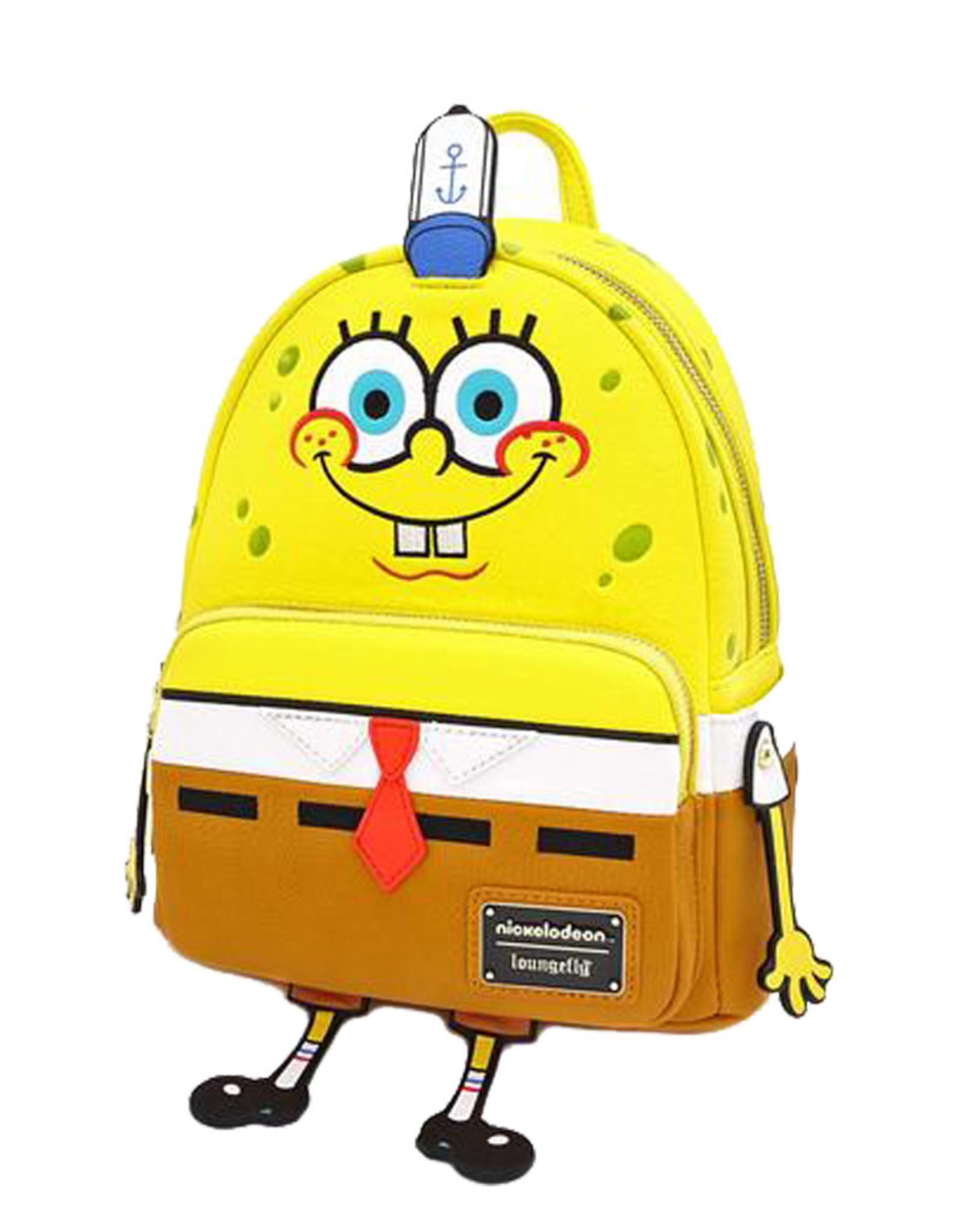 Nickelodeon ( Loungefly Mini Backpack ) Sponge Bob