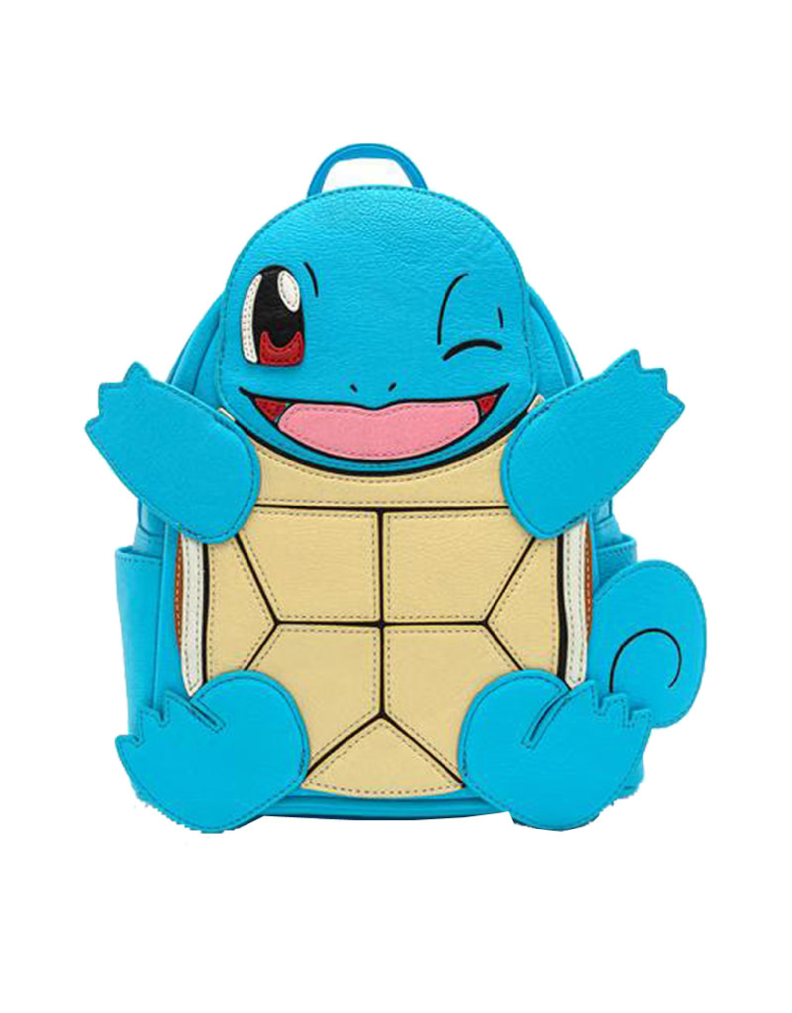 Pokemon ( Loungefly Mini backpack ) Squirtle