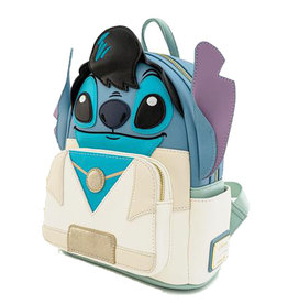 Disney Disney ( Loungefly Mini Backpack ) Stitch Elvis