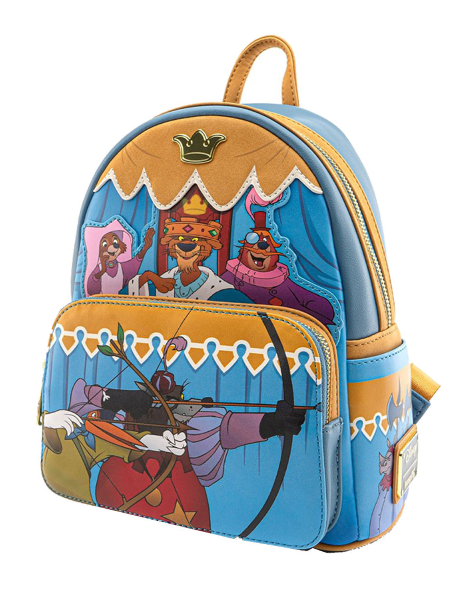 Disney Disney ( Loungefly Mini Backpack ) Robin Hood