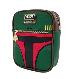 Star Wars Star Wars ( Loungefly Handbag ) Boba Fett