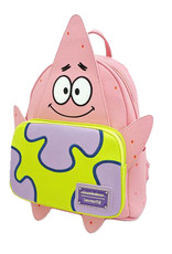 Nickelodeon ( Loungefly Mini Backpack ) Spongebob Patrick