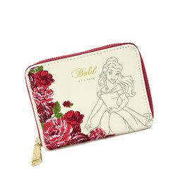 Disney The Beauty and the Beast  ( Loungefly Wallet ) Belle