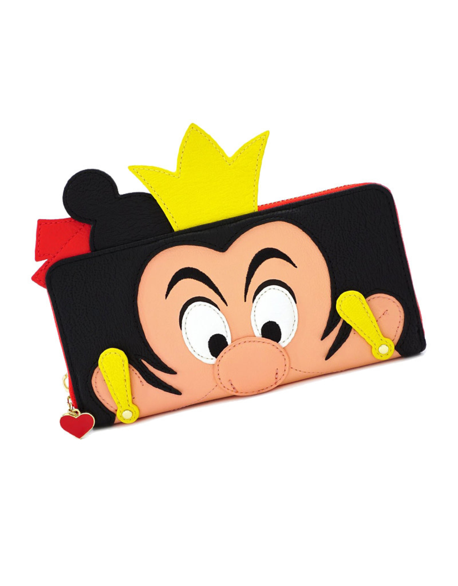 Disney ( Loungefly Wallet ) The Queen of Hearts
