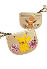 Pokemon ( Loungefly Card holder) Eevee & Pikachu