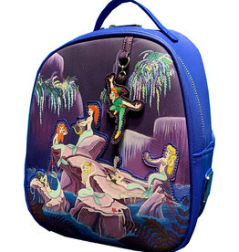 Disney Disney (  Loungefly  Mini Backpack ) Peter Pan