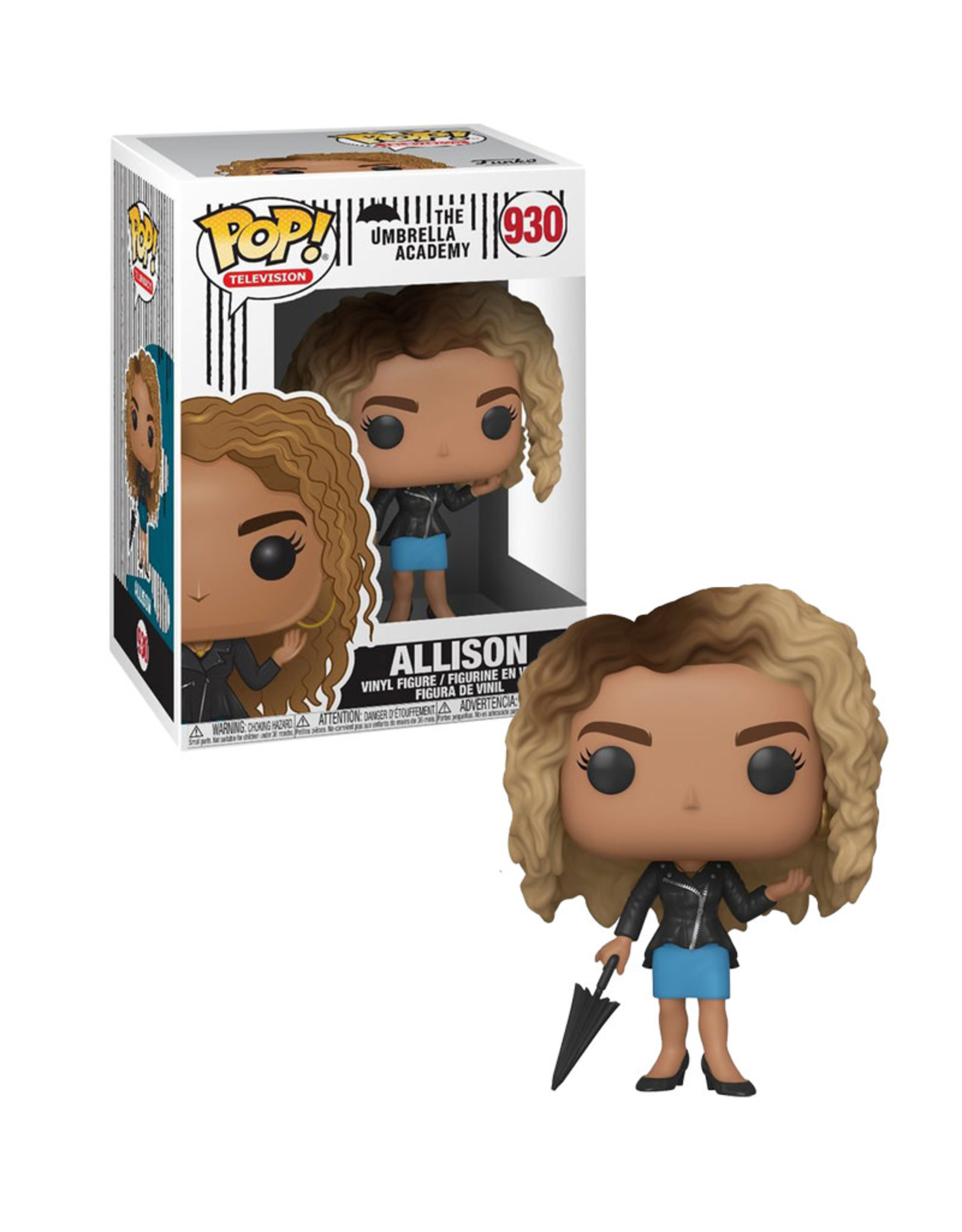 Allison 930 ( Funko Pop ) The Umbrella Academy