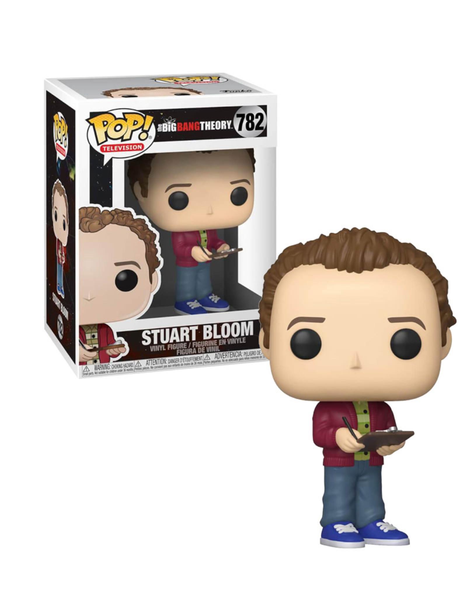 Stuart Bloom 782 ( Funko Pop ) The Big Bang Theory