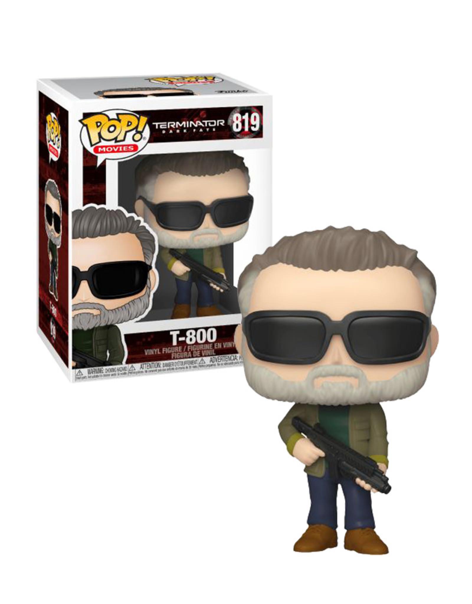 T-800 819 ( Funko Pop ) Terminator Dark Fate