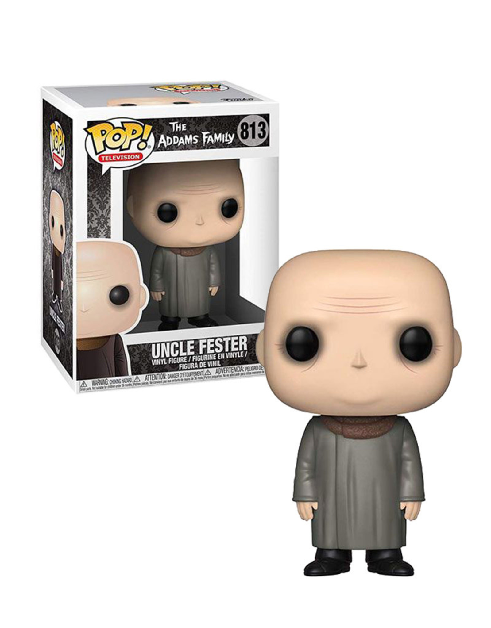 Uncle Fester 813 ( Funko Pop ) The Addams Family