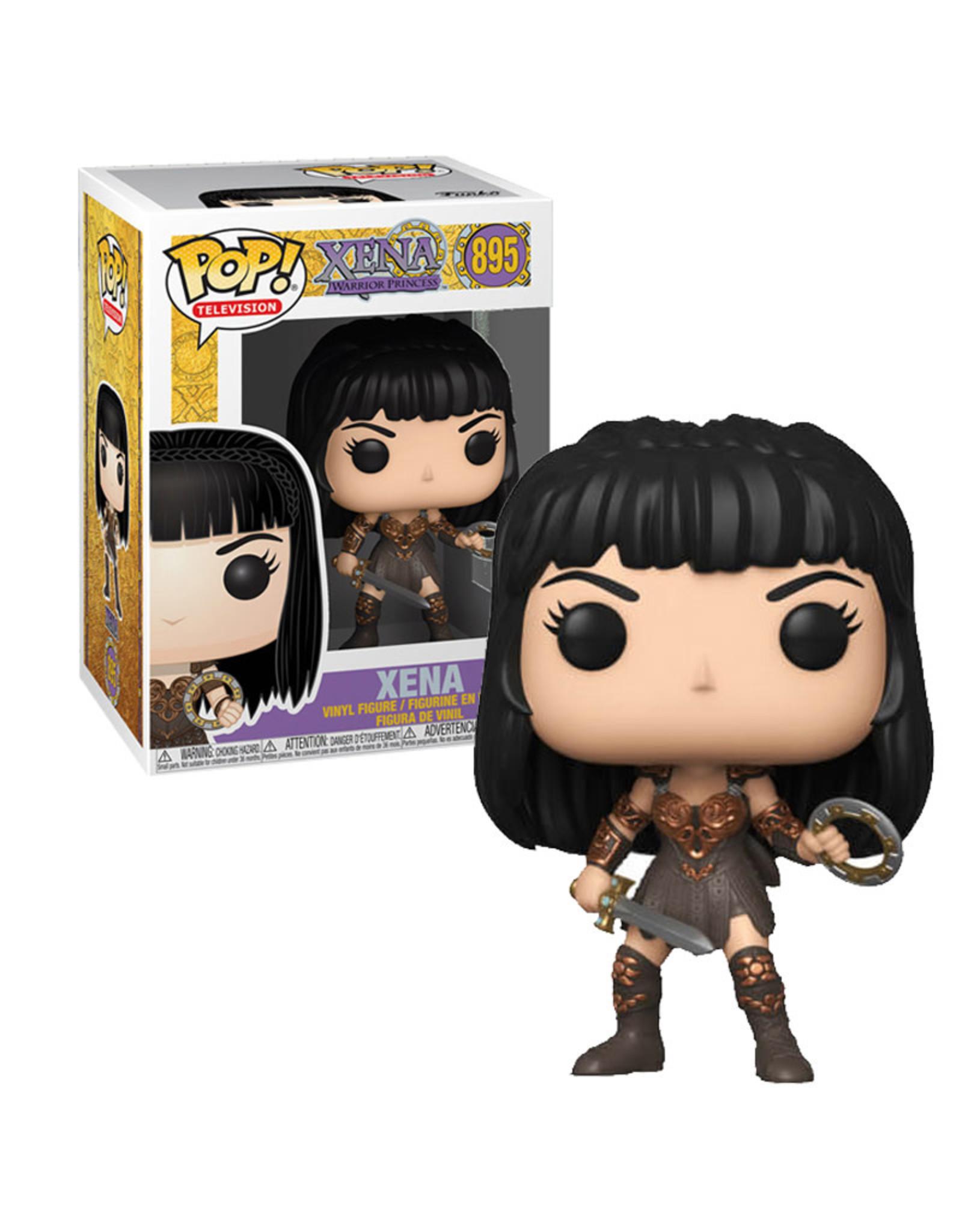Xena 895 ( Funko Pop ) Warrior Princess
