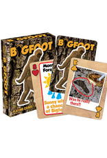 Bigfoot ( Playing cards )