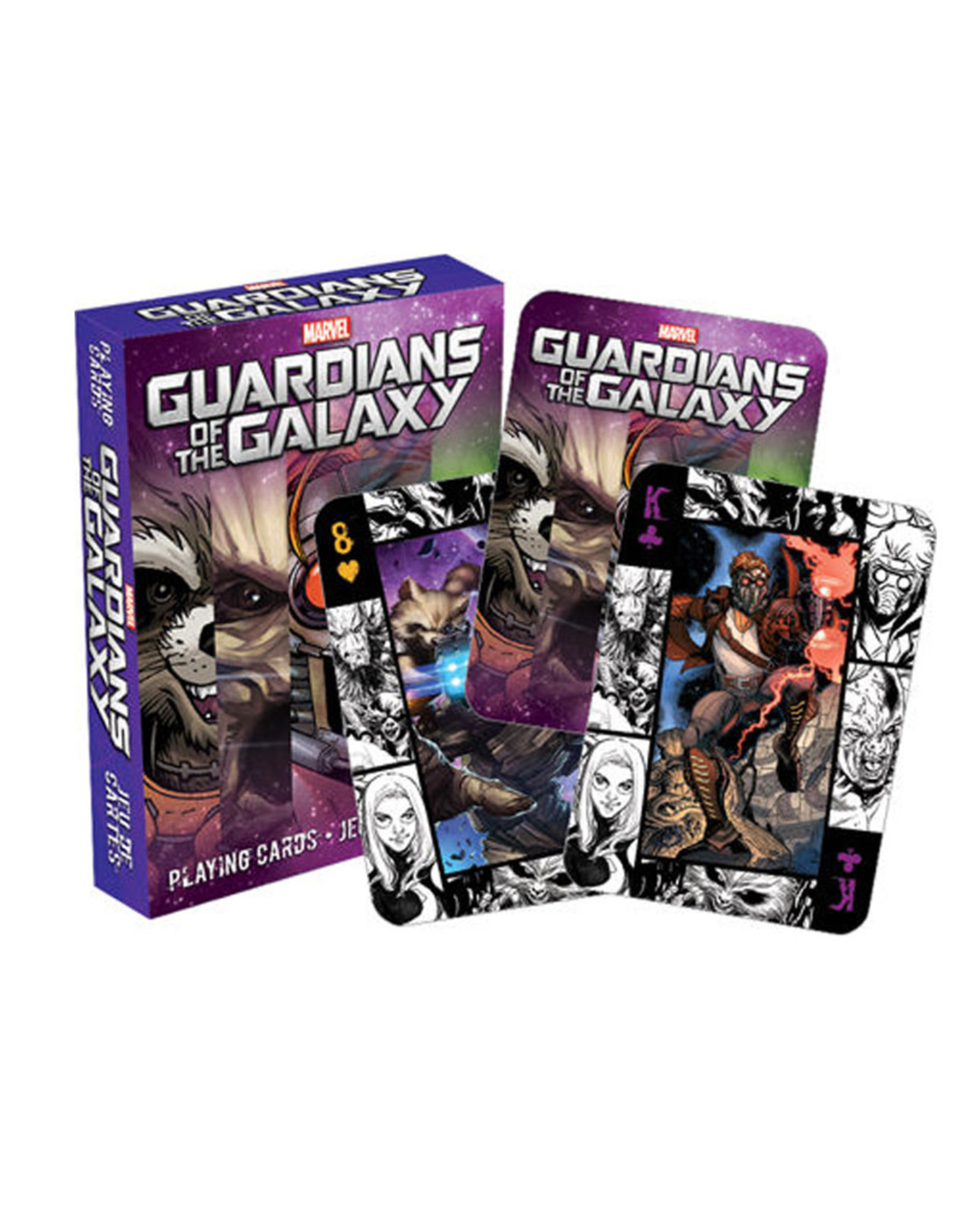 Marvel Marvel ( Playing cards ) Guardians of the Galaxy
