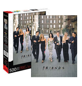 Friends ( Puzzle 500 pcs ) Wedding day