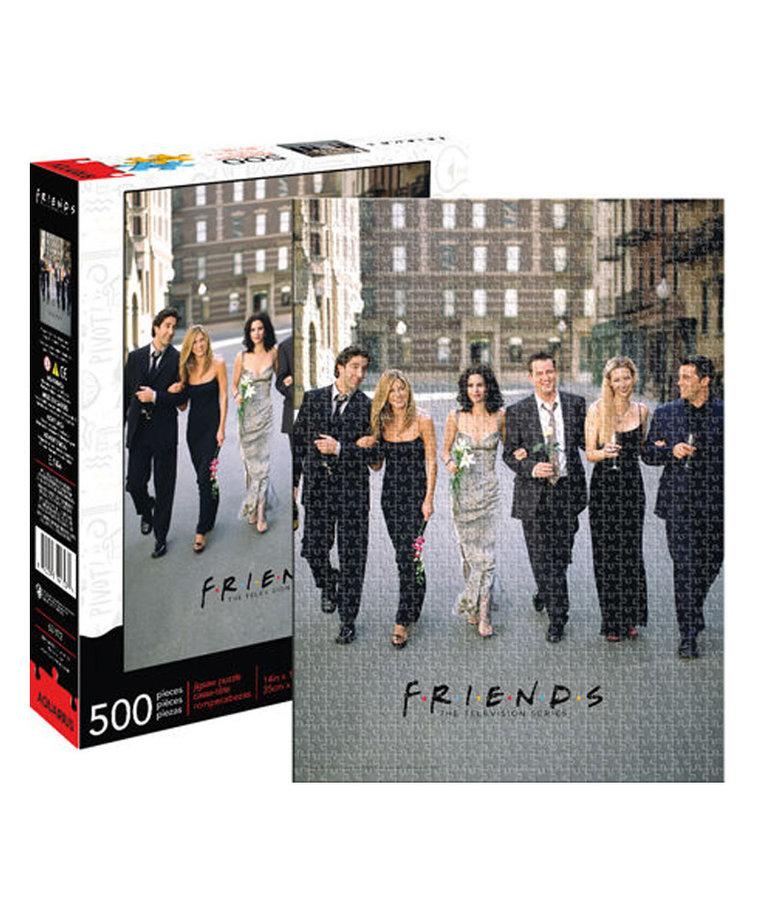 Friends ( Puzzle 500 pcs ) Wedding day